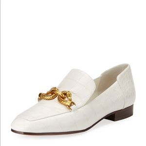 🔥Tory Burch Jessica Leather Loafer